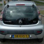 Citroen C1 grijs Wijchen Nijmegen (16)