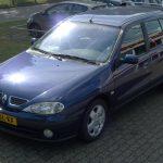 Renault Megane Station Blauw Wijchen Nijmegen (13)