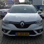 Renault Megane Station Automaat zilvergijs (12)