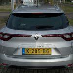 Renault Megane Station Automaat zilvergijs (16)