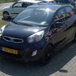 Kia Picanto zwart Wijchen Nijmegen (13)