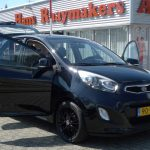 Kia Picanto zwart Wijchen Nijmegen (21)