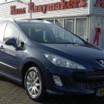Peugeot 308 SW Blauw Wijchen Nijmegen (11)