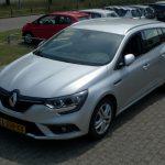 Renault Megane automaat grijs Wijchen Nijmegen (13)