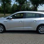 Renault Megane automaat grijs Wijchen Nijmegen (14)