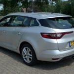 Renault Megane automaat grijs Wijchen Nijmegen (15)