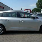 Renault Megane automaat grijs Wijchen Nijmegen (18)