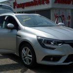Renault Megane automaat grijs Wijchen Nijmegen (21)