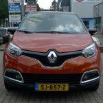 Renault Captur Oranje Automaat Wijchen Nijmegen (12)