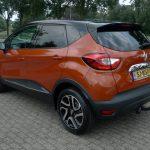 Renault Captur Oranje Automaat Wijchen Nijmegen (15)