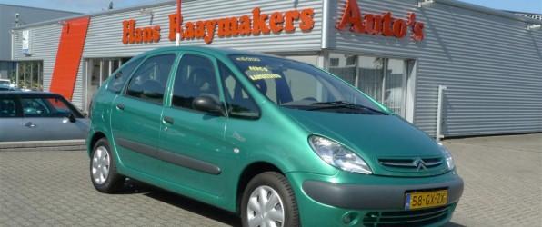 Citroën Picasso verkocht