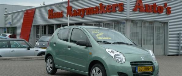 Suzuki Alto verkocht