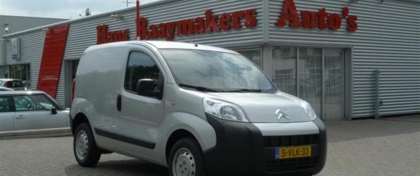 Citroën Nemo verkocht