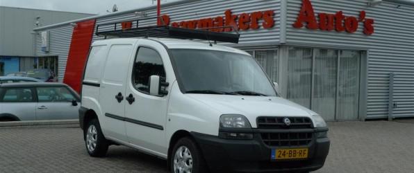 Fiat Doblo verkocht