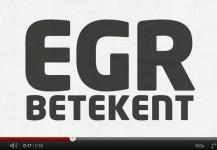 EGR-klep