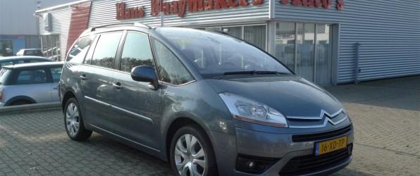 Citroën C4 Grand Picasso verkocht