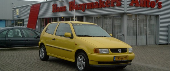 Volkswagen Polo verkocht
