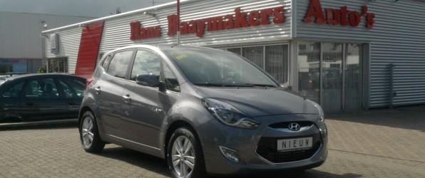 Hyundai iX20 nieuw 2012 verkocht
