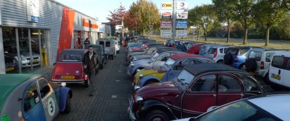 Zondag 4 november Eendaagse van Nijmegen