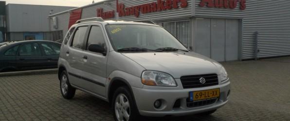 Suzuki Ignis verkocht