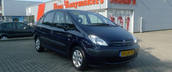 Citroën Xsara Picasso verkocht