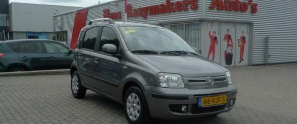 Fiat Panda verkocht
