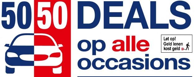 50-50 deal in Wijchen
