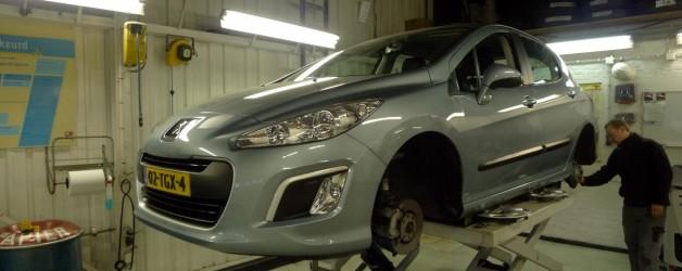 Nieuw binnen: Peugeot 308 1.6 HDI