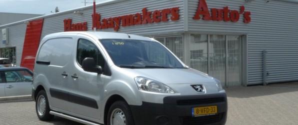 Peugeot Partner verkocht