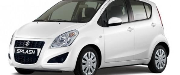 Suzuki Splash verkocht