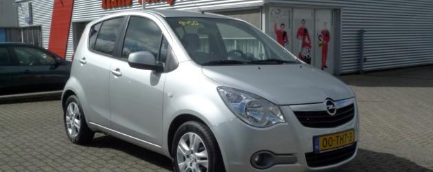 Opel Agila verkocht