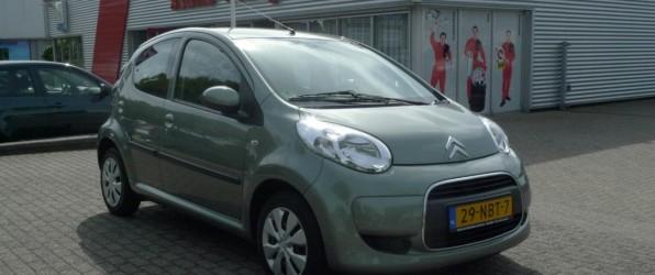 Citroën C1 verkocht