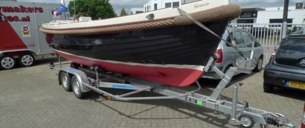 Sloep Interboat 21 verkocht
