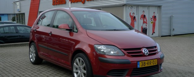 VW Golf Plus verkocht