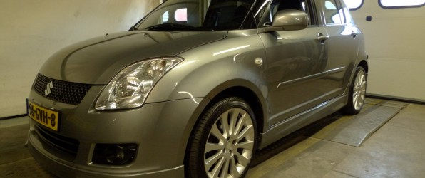 Nieuw binnen: Suzuki Swift Bandit 2008 5-deurs