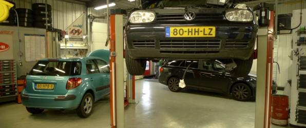 Reparaties vandaag: Suzuki SX4, Toyota Avensis en Volkswagen Golf automaat