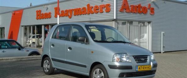 Hyundai Atos verkocht