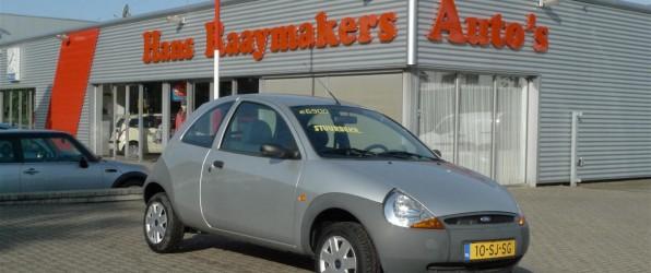 Ford Ka verkocht